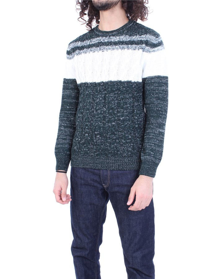 IMPURE Sweater Dark green