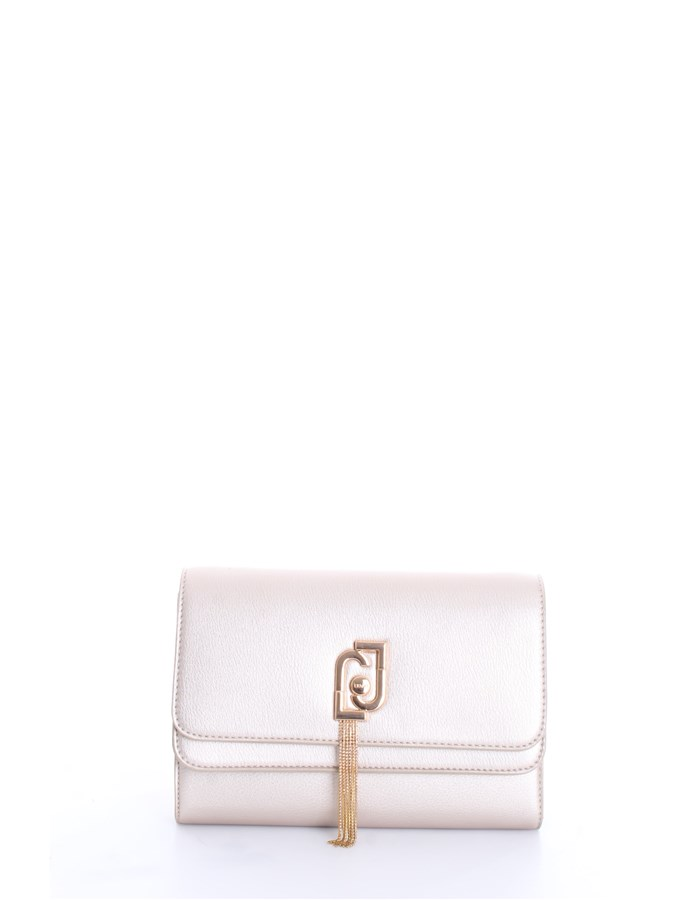 LIU JO Shoulder Bags Light gold