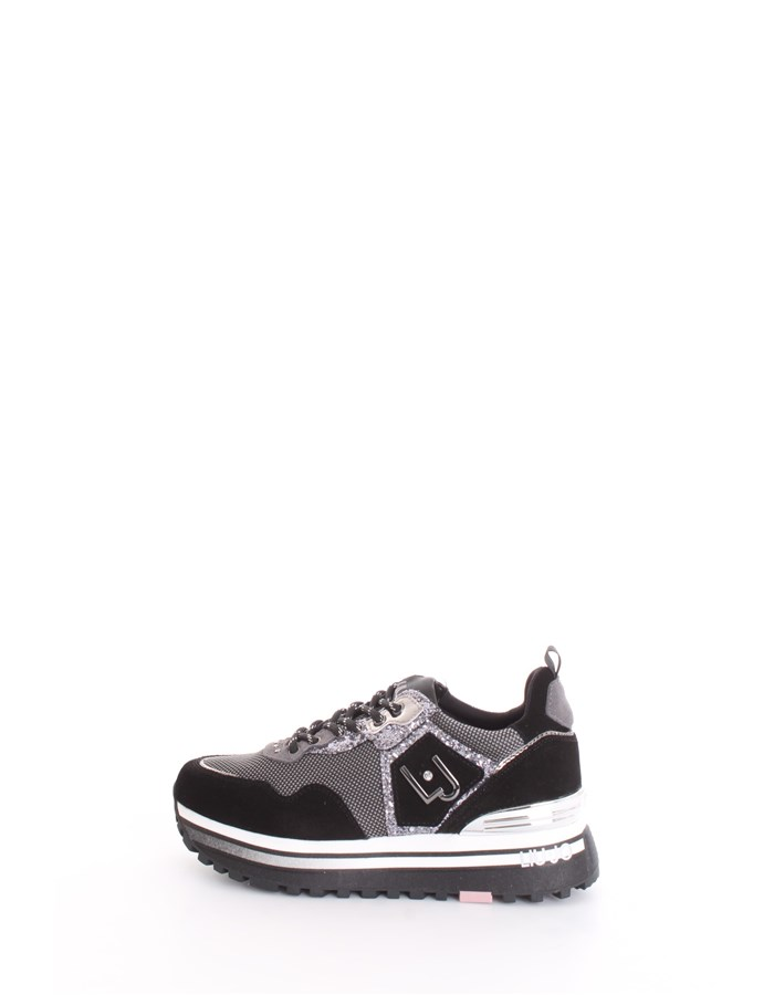 LIU JO  low Black silver