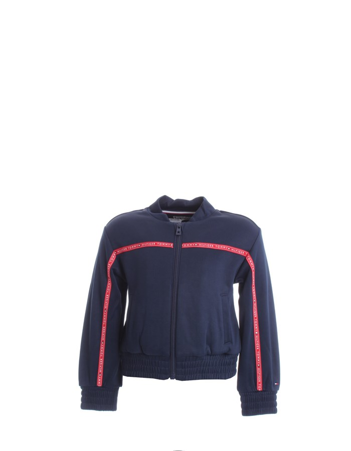 TOMMY HILFIGER  With Zip Blue