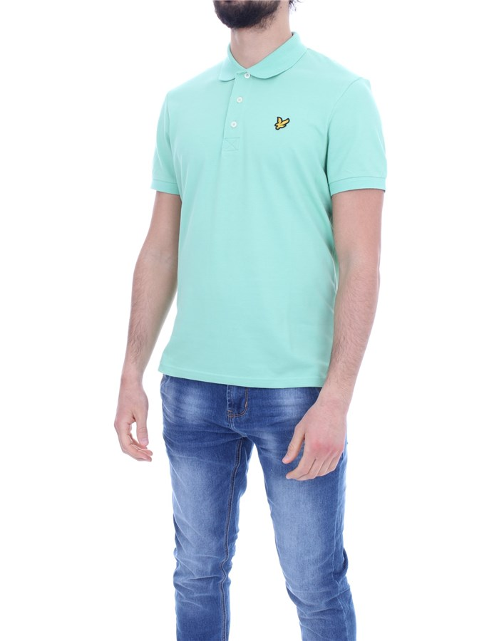 LYLE & SCOTT Vintage Short sleeves Tiffany