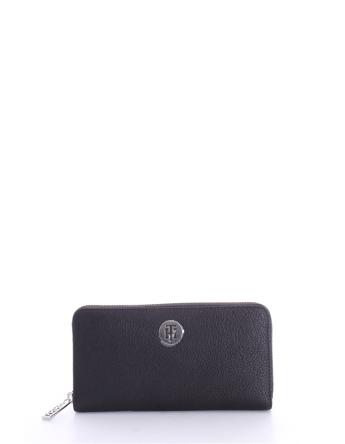 TOMMY HILFIGER Wallets Black