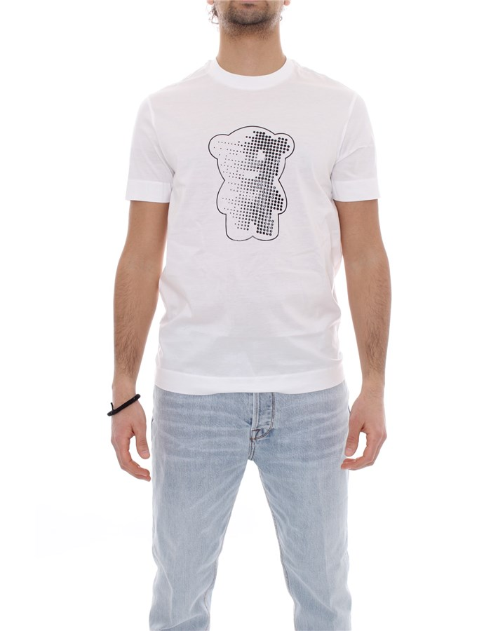 EMPORIO ARMANI Short sleeve White