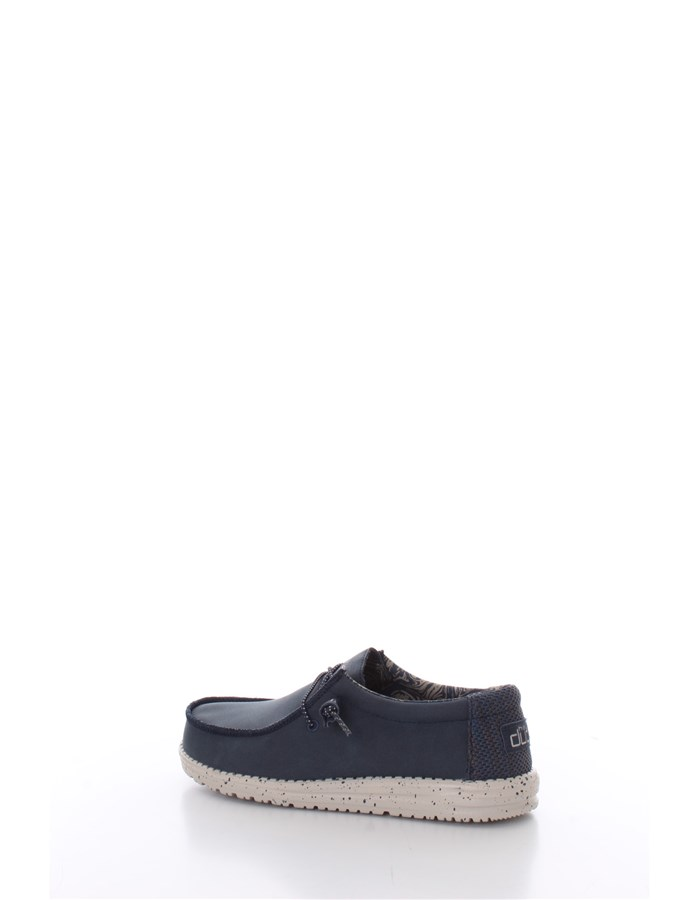 HEY DUDE Loafers Blue