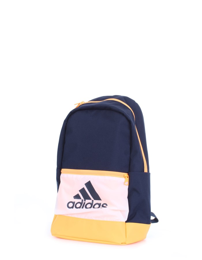 ADIDAS Backpack Yellow blue