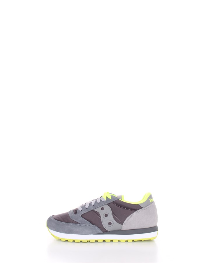 SAUCONY  low Gray