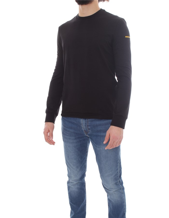 DSQUARED2 T-shirt Long sleeve Men D9M103540 1
