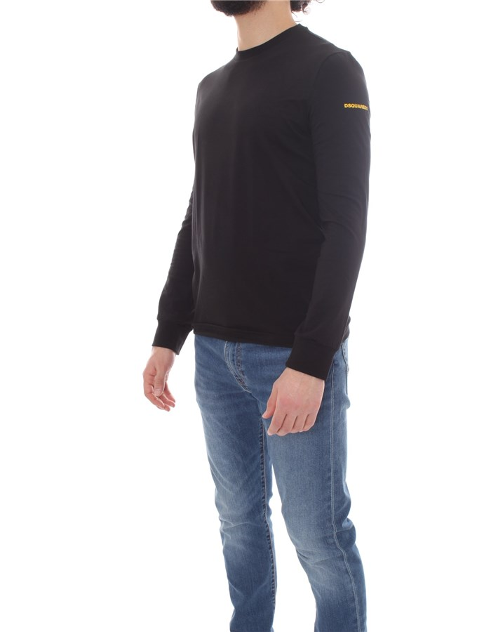 DSQUARED2 T-shirt Long sleeve Men D9M103540 2