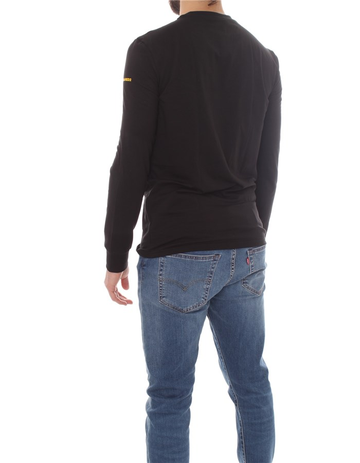 DSQUARED2 T-shirt Long sleeve Men D9M103540 5