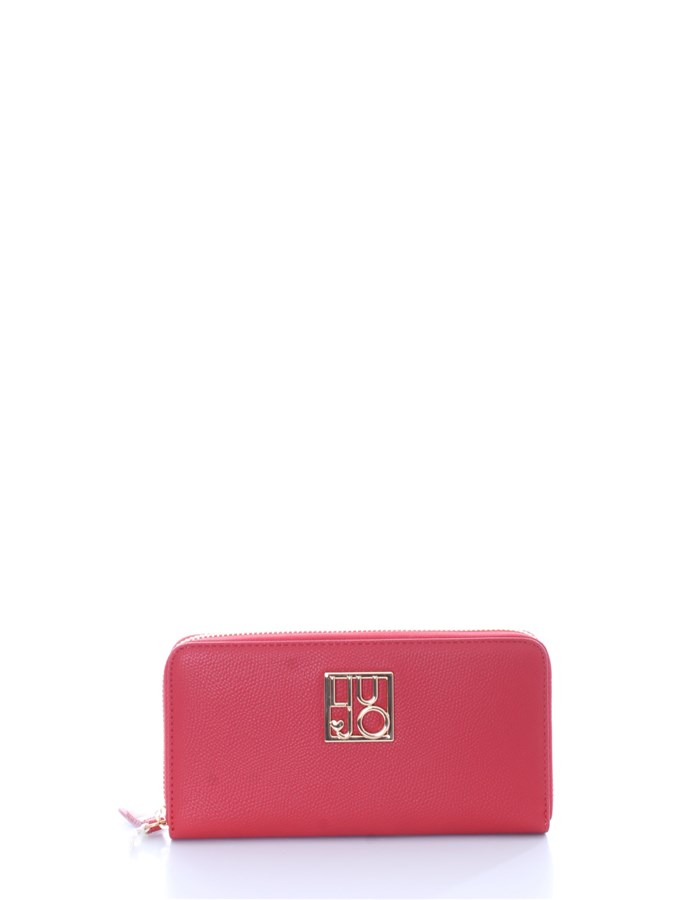 LIU JO Wallets With zip AA1120 E0017ECS True red