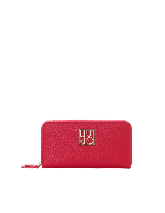 LIU JO With zip True red