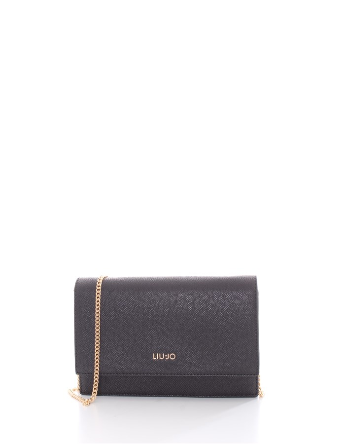 LIU JO Shoulder Bags Black
