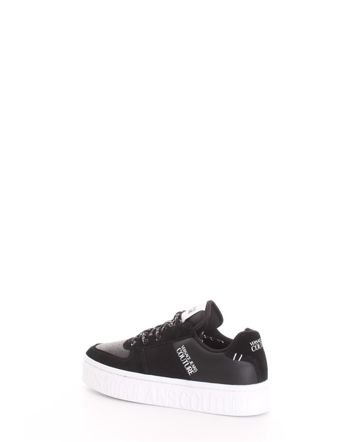 VERSACE Trainers Black