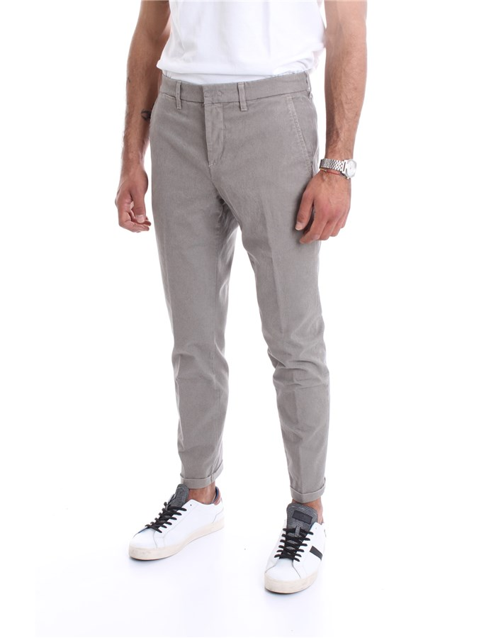 FAY Trouser Grey