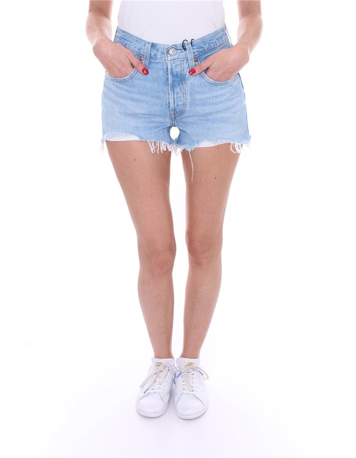 LEVI'S Denim Light blue