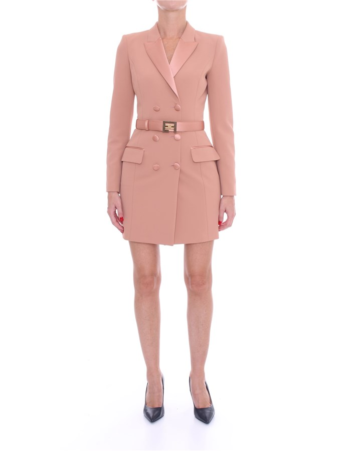 ELISABETTA FRANCHI Short Rose gold