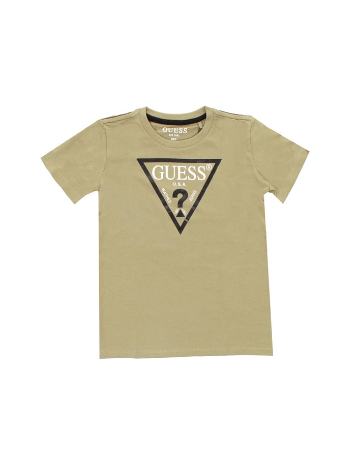 GUESS Short sleeve Military