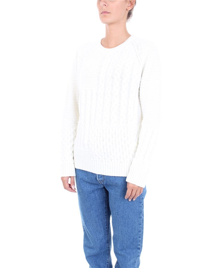 WOOLRICH Sweater Cream