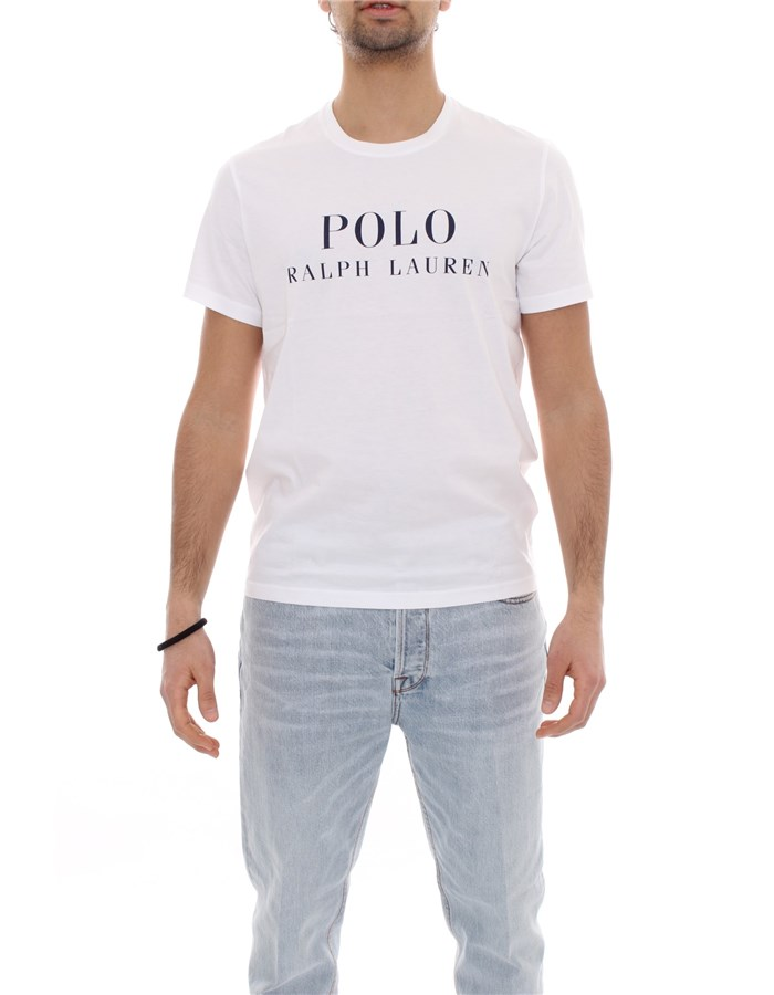 RALPH LAUREN Short sleeve White