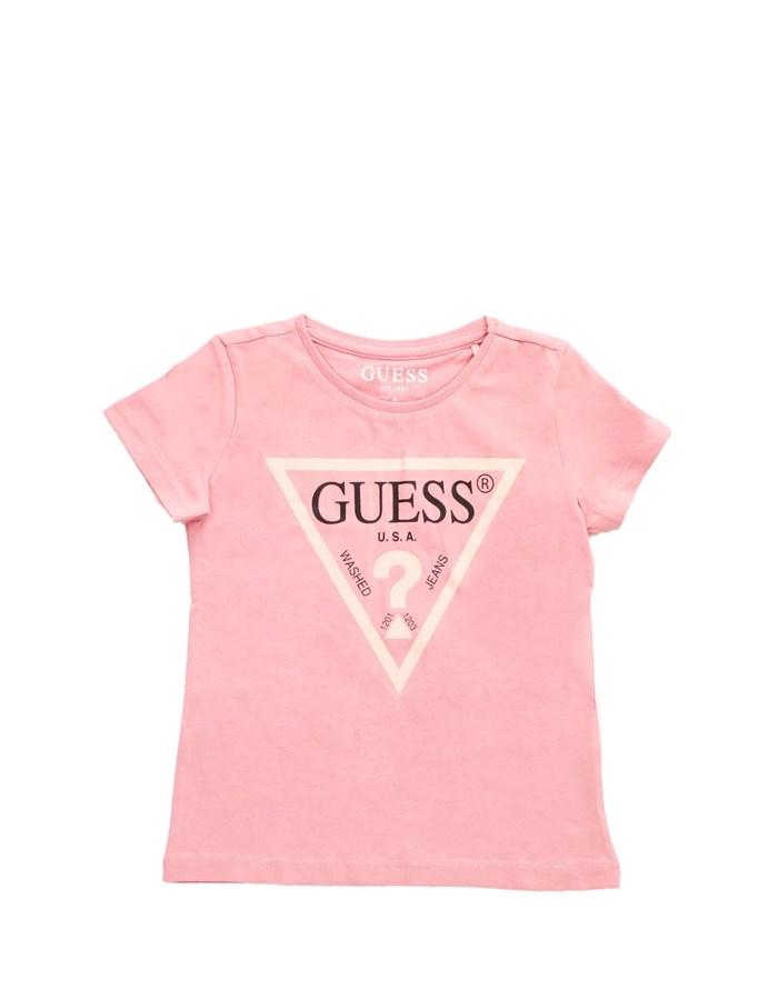 GUESS KIDS Short sleeve Rose