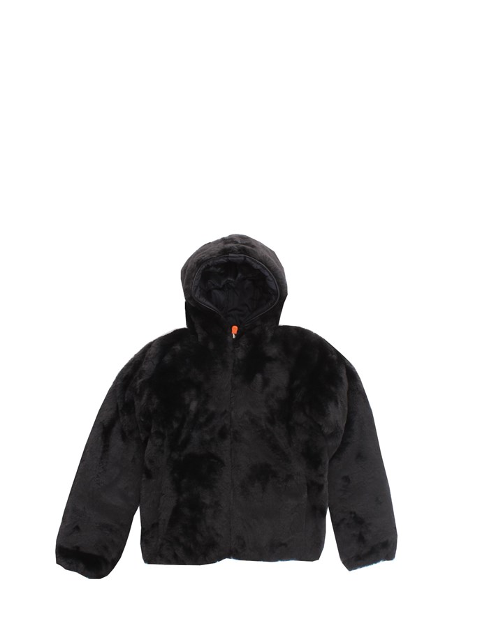 SAVE THE DUCK Jacket Black