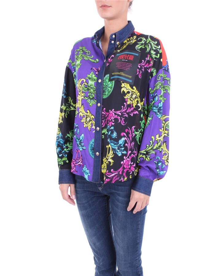 VERSACE Shirt Multi