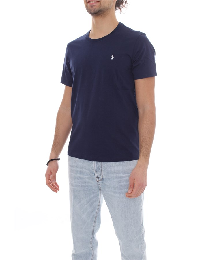 RALPH LAUREN Short sleeve Blue