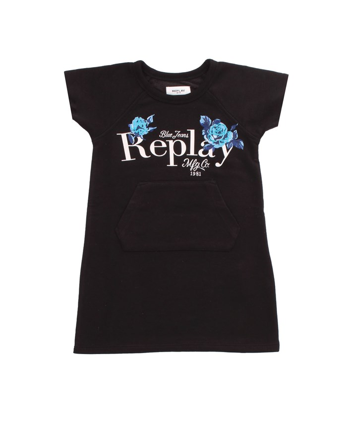 REPLAY KIDS Short Black