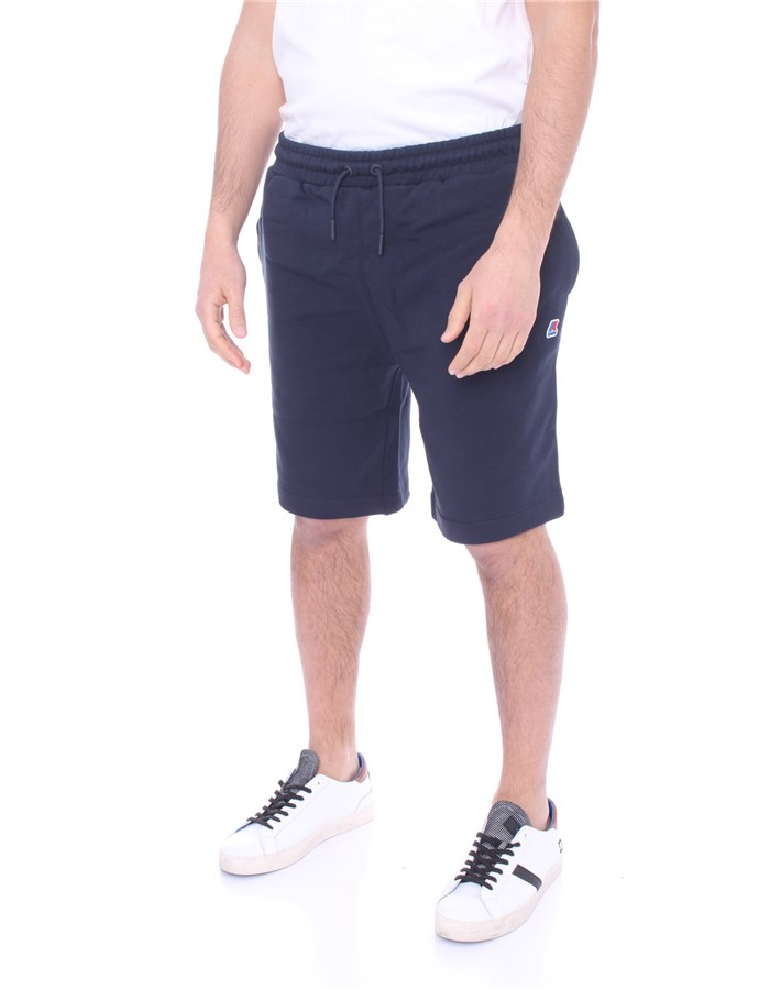 KWAY Shorts  To the knee Men K111P3W 1