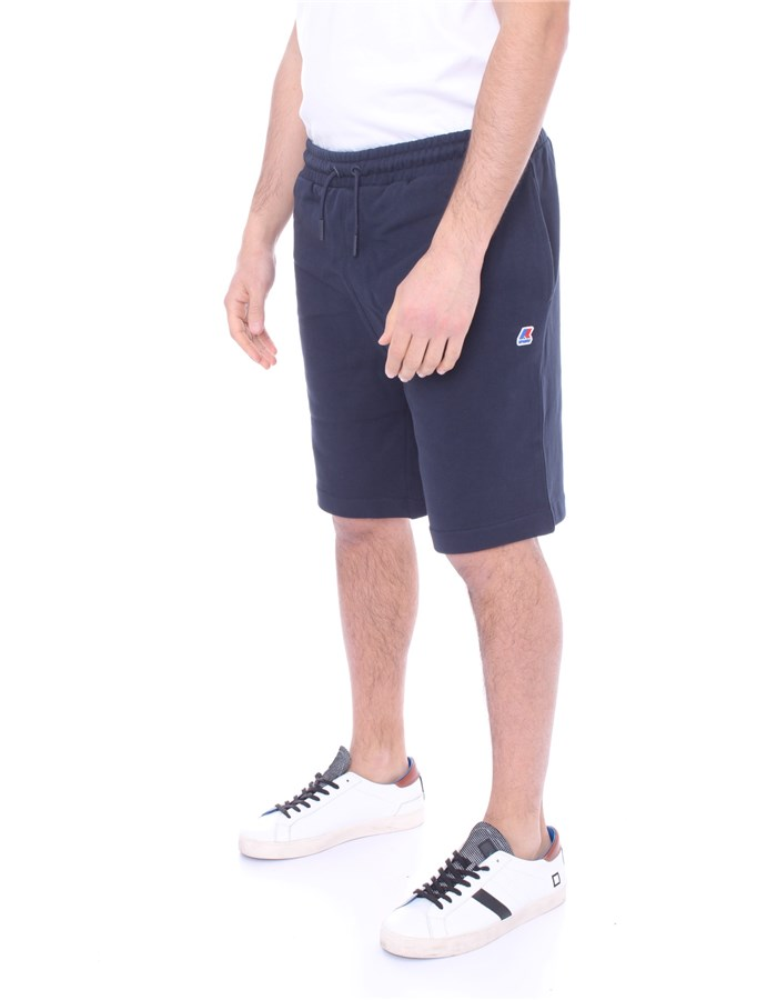 KWAY Shorts  To the knee Men K111P3W 2