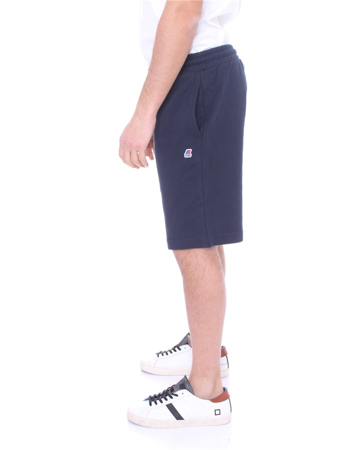 KWAY Shorts  To the knee Men K111P3W 3
