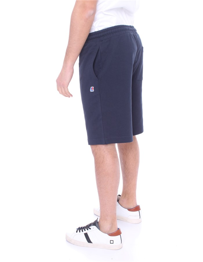 KWAY Shorts  To the knee Men K111P3W 4