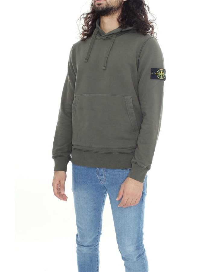 STONE ISLAND Sweatshirts Hoodies Men 731564120 1
