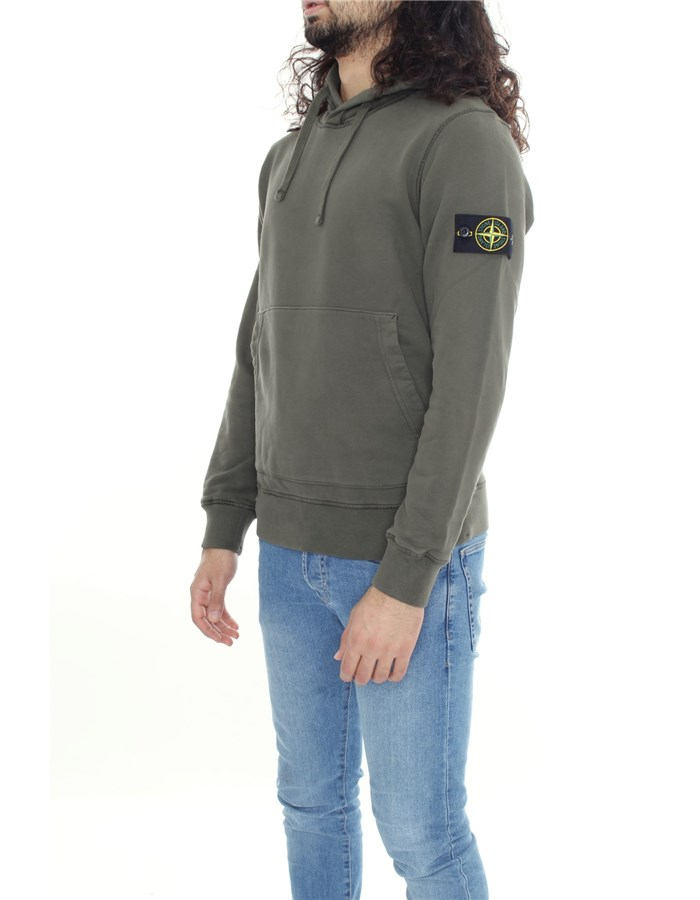 STONE ISLAND Sweatshirts Hoodies Men 731564120 2