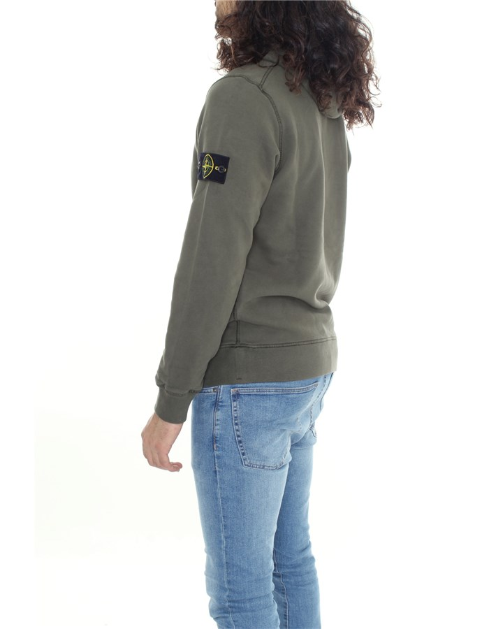 STONE ISLAND Sweatshirts Hoodies Men 731564120 4