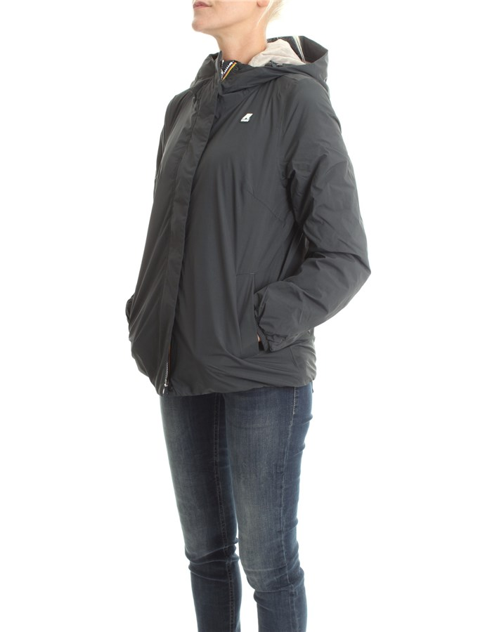 KWAY Jackets Short Women K111ESW W 2