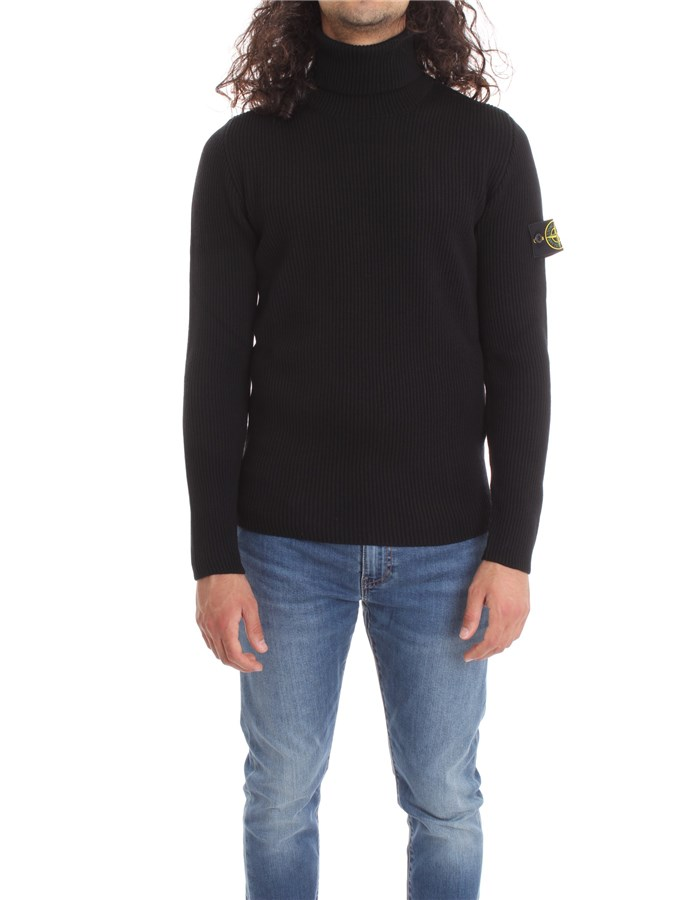 STONE ISLAND Knitwear High Neck  Men 7315522C2 0
