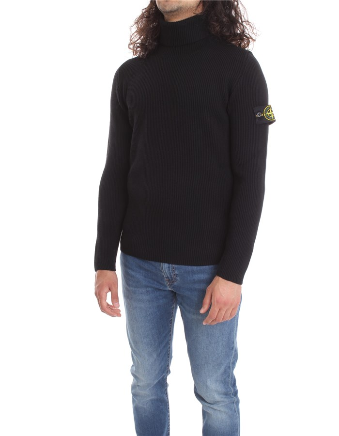 STONE ISLAND Knitwear High Neck  Men 7315522C2 1