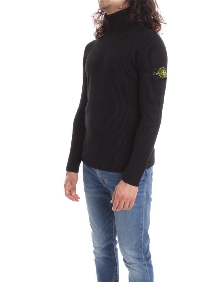 STONE ISLAND Knitwear High Neck  Men 7315522C2 2