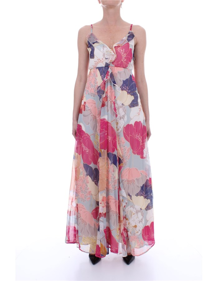 LIU JO Dress Freesia flower