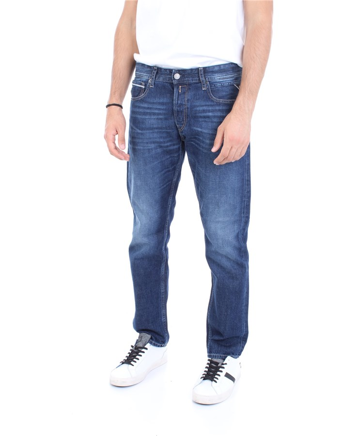 REPLAY Jeans Medium blue
