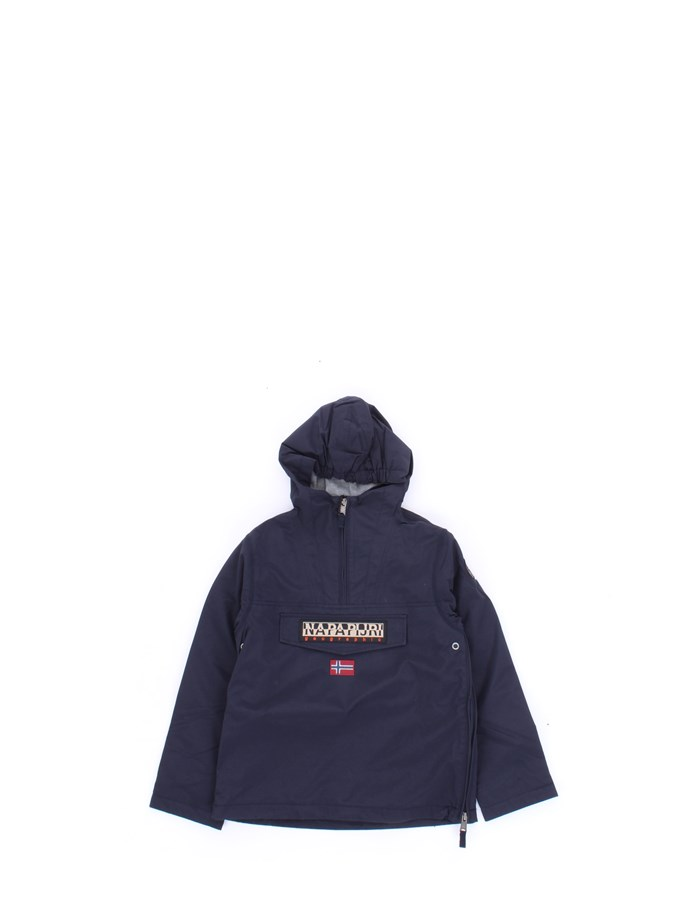 NAPAPIJRI Coat Blue