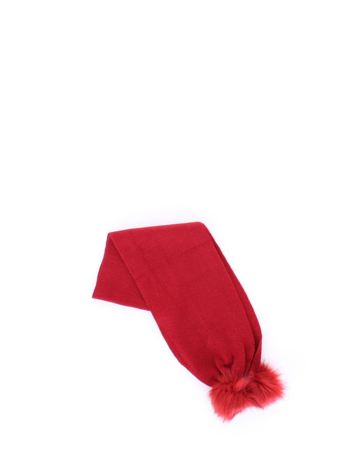 LIU JO Scarf Red