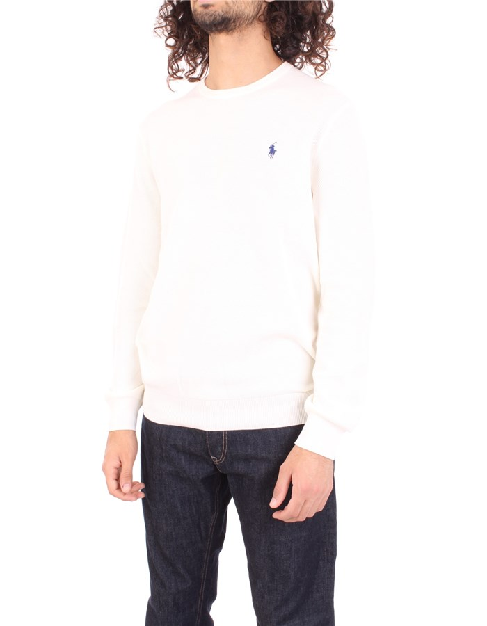 RALPH LAUREN Sweater Cream