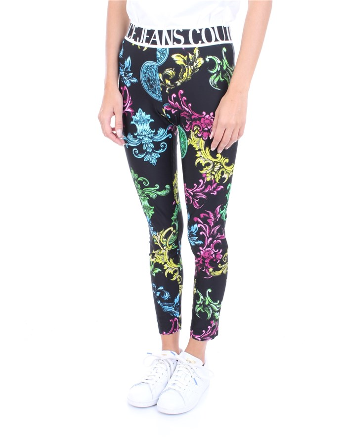VERSACE Leggings Black