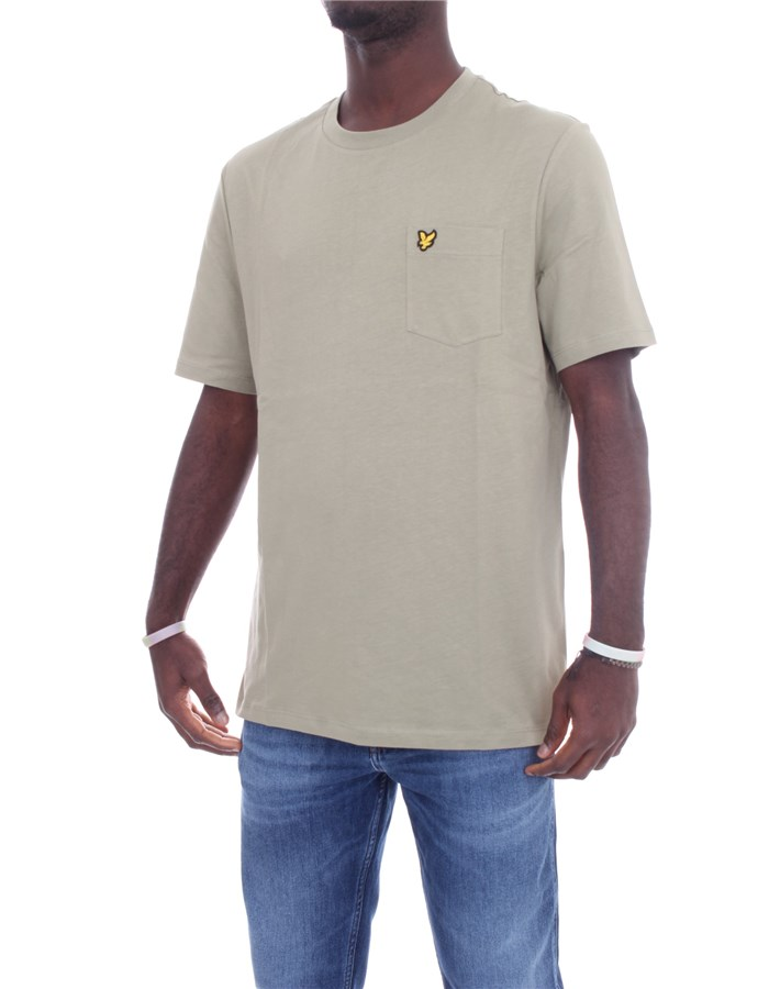 LYLE & SCOTT Vintage Short sleeve Military