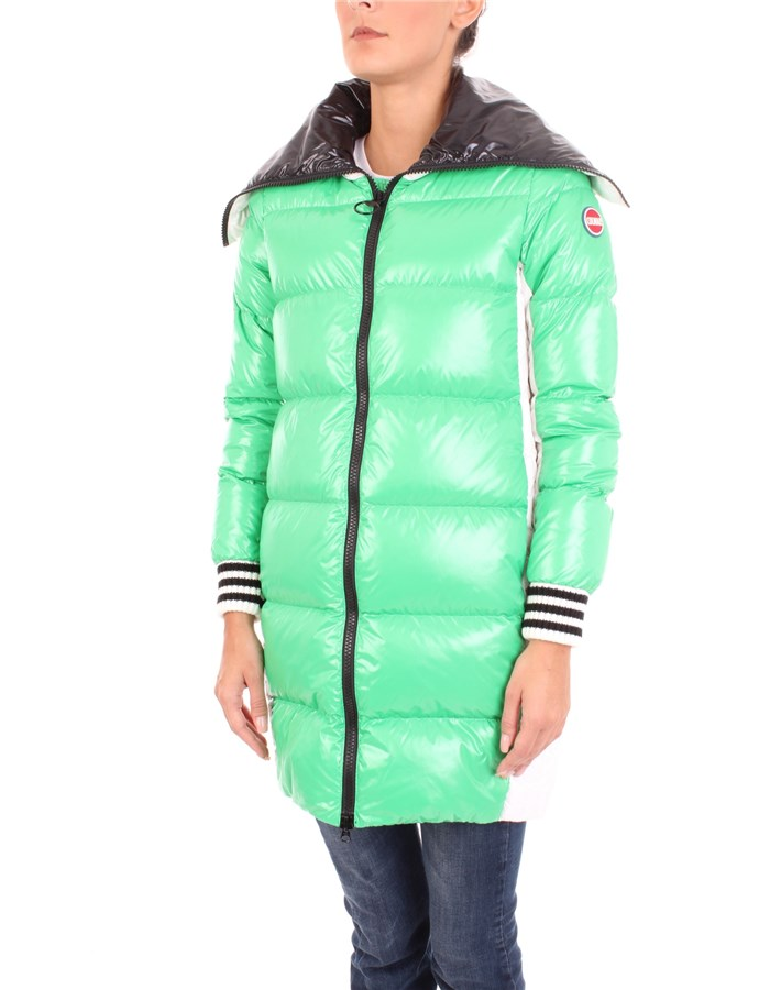 COLMAR Coat Green