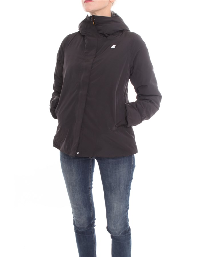KWAY Jackets Short Women K007HD0 W 1