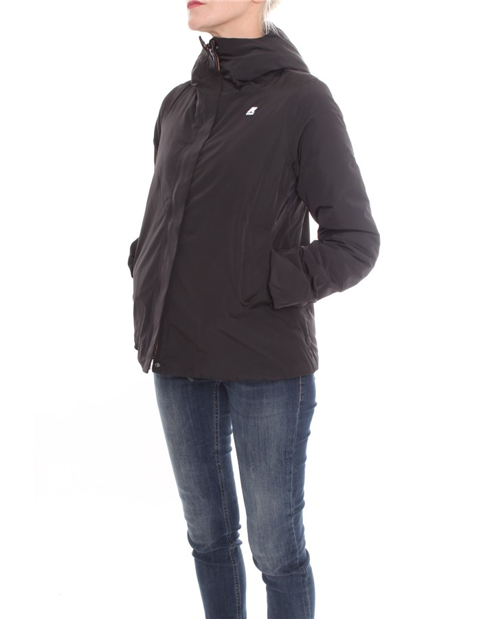 KWAY Jackets Short Women K007HD0 W 2