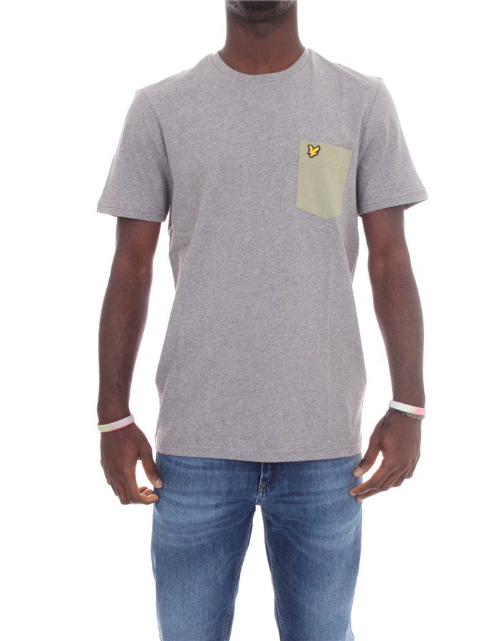 LYLE & SCOTT Vintage T-shirt Short sleeve Men TS831 0